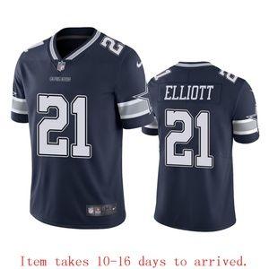 Dallas Cowboys #21 Ezekiel Elliott Jersey
